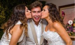 Daniela Mercury e Malu Verçosa lamentam a morte do joalheiro Carlos Rodeiro.