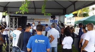 Salvador lança programação especial para Maio Amarelo 2021