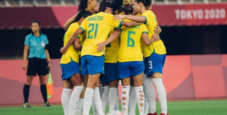 Brasil enfrenta o Canadá por vaga nas semifinais de Tóquio 2020