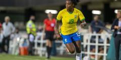 Seleção feminina: Ludmila é convocada para amistosos contra Austrália