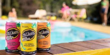 Líder de vendas nos Estados Unidos, Mike's Hard Lemonade chega a Salvador