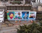 Fábrica de Graffiti lança convocatória nacional que selecionará dois artistas para novo projeto
