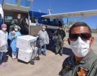 Aeronaves da PM atuam naprevenção e controle da Covid-19
