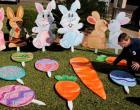 Na gaúcha Harmonia, coelhos ficaram para a Páscoa de 2021