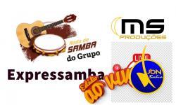 Live do grupo Expressamba (Roda de Samba)
