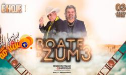 #AOVIVO LIVE BOATE DO ZUM 3