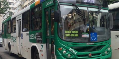 Prefeitura prolonga atendimento das linhas que circulam pela Barra nesta terça-feira (02)