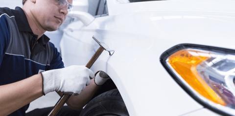Martelinho de Ouro: serviço faz reparos e dá mais originalidade ao carro