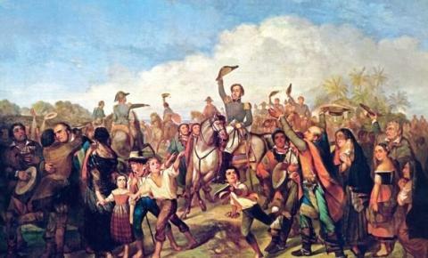 A independência do Brasil e a independência da Bahia