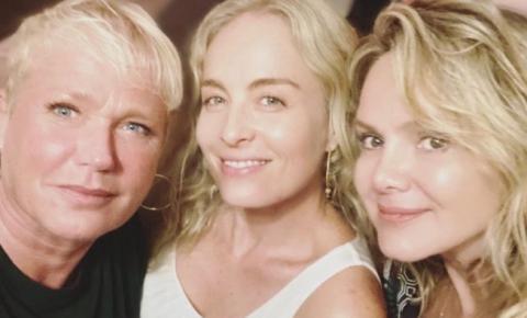 Xuxa, Angélica e Eliana se reencontram no Rio de Janeiro. Saiba mais...