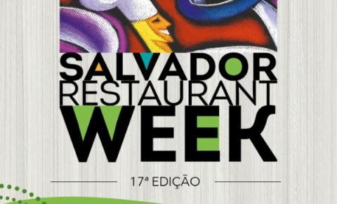 As inscrições para a Salvador Restaurante Week já estão abertas.
