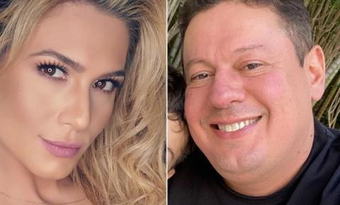 Lívia Andrade vive romance com empresário de Gusttavo Lima.