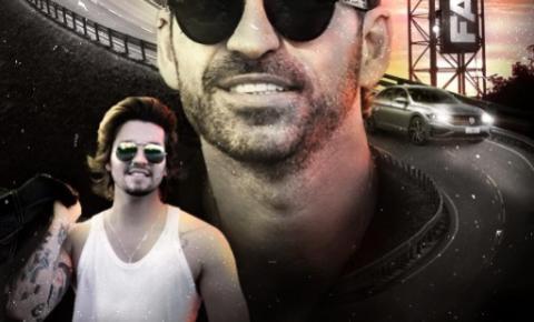 """""""Superação: Renascido da estrada"""", é mais um registro entre Marcelo Facchini e Luan Santana."""