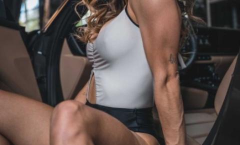 A Bailarina e influenciadora digital Aline Ramos agora será produzida pela Salvador Produções.