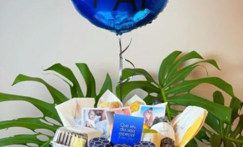 Cestas Carpe Diem surpreendem com catálogo especial de Cestas e Box de Luxo para o Dia dos Pais.