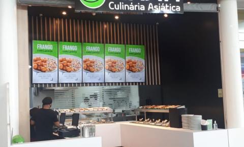 Jin Jin inaugura quarta loja em Londrina (PR)