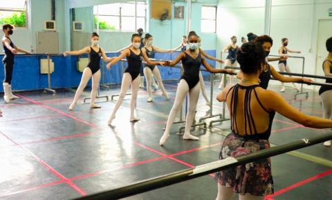 Escola Municipal de Cultura de Taboão da Serra retoma atividades presenciais