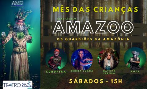 Mooca Plaza recebe programação infantil no Teatro São Cristóvão Saúde para o Mês das Crianças