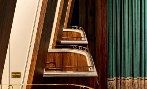 Casa Vogue apresenta o 'novo' teatro  do hotel Copacabana Palace