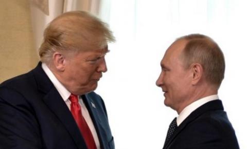 Trump e Putin conversam por telefone sobre situação da Venezuela