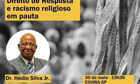 Sindicato dos Jornalistas promove roda de conversa sobre Direito de Resposta  e Racismo Religioso