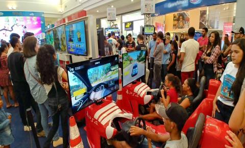 Shopping terá torneio de games gratuitos