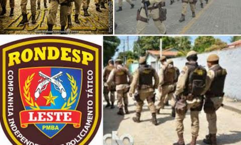 COMANDO DE POLICIAMENTO LESTE ON