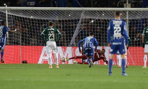 Reação alviverde: Borja marca e salva o Palmeiras de uma derrota na Libertadores