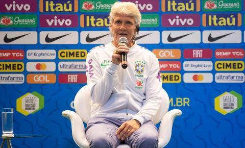 Sueca Pia Sundhage é a nova técnica da seleção feminina de futebol