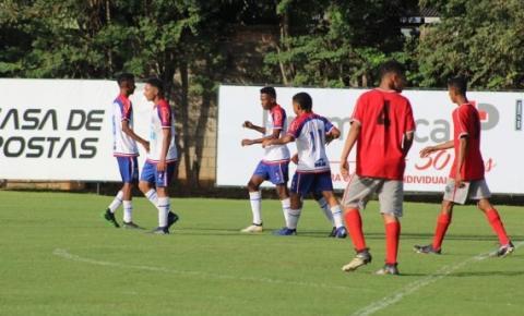 ``Salvador Cup´´ Equipes do Bahia venceram jogos na terça