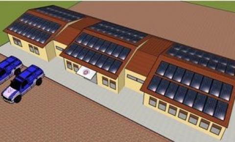 Batalhão de Irecê terá 1ª micro usina de energia solar da PM