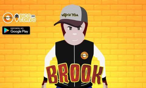 Matéria Rima lança o Brook, jogo eletrônico para celulares
