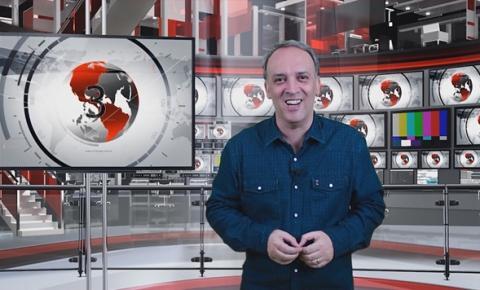 Em sua primeira semana de exibição, ClickTube News desponta na Internet