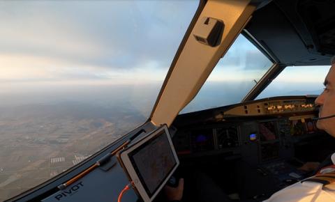 Onde estão as crianças que sonhavam se tornar pilotos de avião?