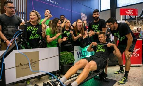 Competição Indoor reunirá atletas do remo em disputa mundial