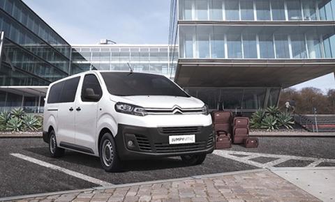 Preparado para quem deseja empreender, Citroën lança novo furgão