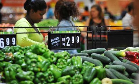Inflação em um ano é a menor desde 1999, diz IBGE
