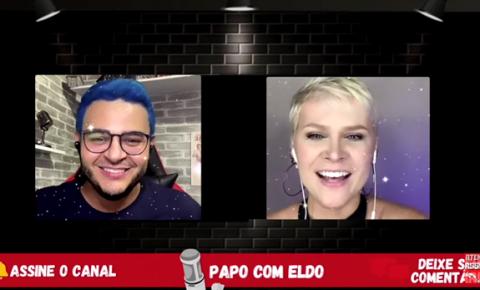 Youtuber Eldo Gomes conta história da sósia da Xuxa no Brasil