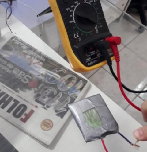 Brasileira inventa célula termossensível,fototérmica ,capaz de produzir e armazenar energia.